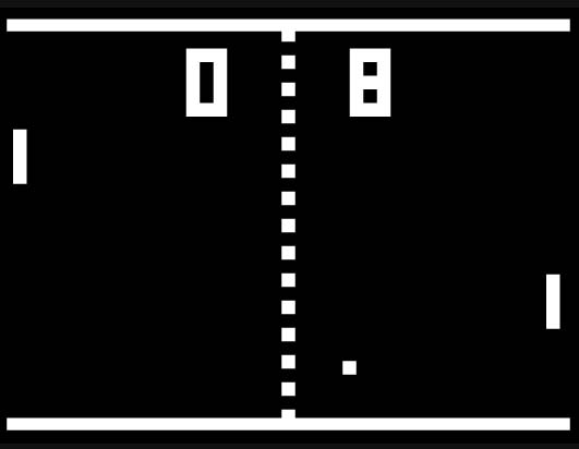 I Giochi dell'Atari su Iphone
